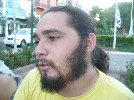 Francisco Estigarribia (22), estudiante universitario. - 00000b62-fb1ab(or)